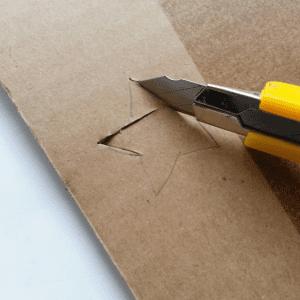 DIY, Karton Kutudan Abajur Yapılışı 4