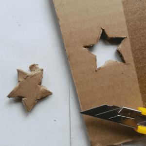 DIY, Karton Kutudan Abajur Yapılışı 5