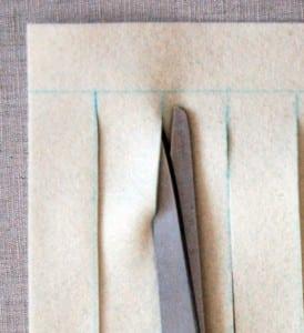 DIY, Keçe Supla Yapılışı 15