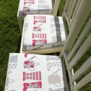 DIY, Kumaş Sandalye Yenileme 9