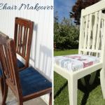 DIY, Kumaş Sandalye Yenileme 14