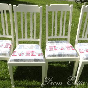DIY, Kumaş Sandalye Yenileme 7