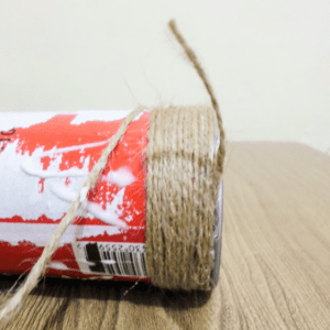 DIY, Pringles Kutusu Süsleme 11