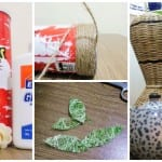 DIY, Pringles Kutusu Süsleme 16