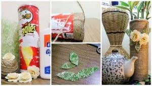 DIY, Pringles Kutusu Süsleme