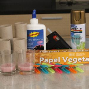 DIY, Tuvalet Kağıdı Rulosundan Gece Lambası Yapılışı 7