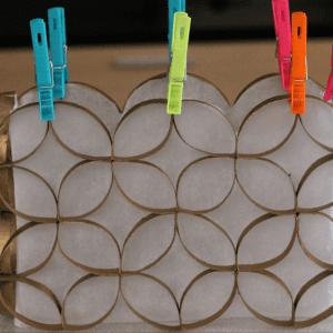 DIY, Tuvalet Kağıdı Rulosundan Gece Lambası Yapılışı 8