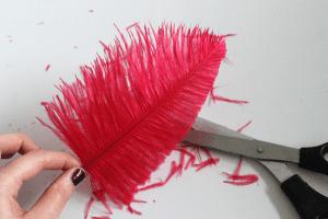 DIY, Tüylü Saç Bandı Yapılışı 3