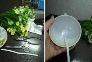 DIY, Uçan Fincan Nasıl Yapılır ? 3