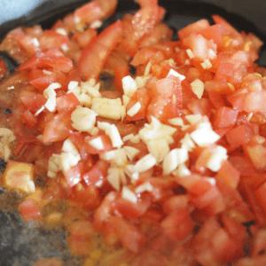 Domates Ve Peynirle Fırında Patlıcan 2
