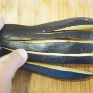 Domates Ve Peynirle Fırında Patlıcan 8