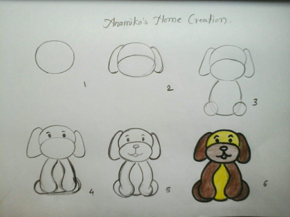 Evde Kolay Hayvan Resmi Nasıl çizilir Mimuucom