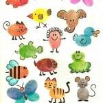 Evde Hayvan Resmi Nasıl Çizilir ? 77