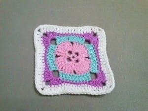 4 Renkli Bebek Battaniyesi Yapımı