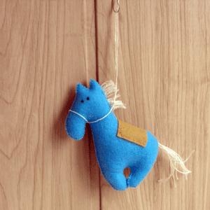 Keçeden At Nasıl Yapılır?