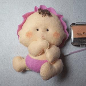 Keçe Bebek Yapılışı 25