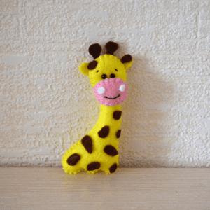 Keçe Zürafa Yapılışı