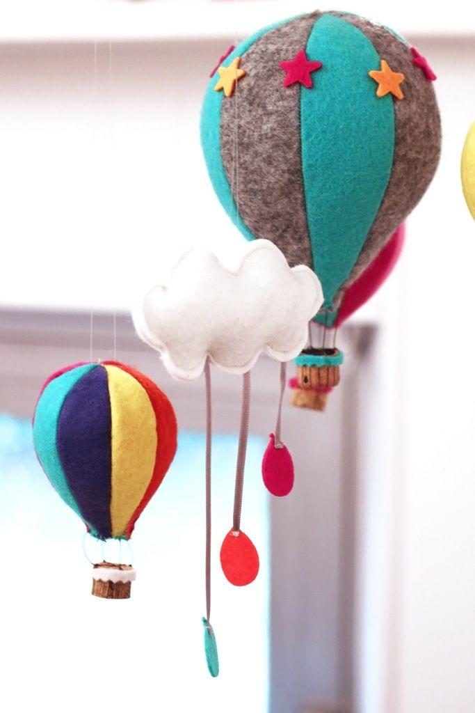 Мастер класс как сшить воздушный шар