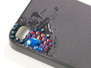 Kristal Taşlarla Telefon Kılıfı Yapılışı 4