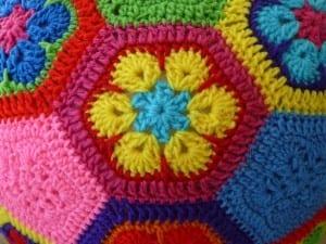 Amigurumi top çiçek buketi – 10marifet.org | 225x300