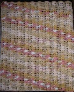 Renkli Bebek Battaniyesi Yapılışı 16