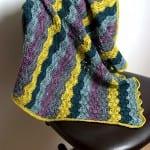 Renkli Bebek Battaniyesi Yapılışı 17