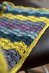 Renkli Bebek Battaniyesi Yapılışı 25