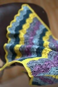 Renkli Bebek Battaniyesi Yapılışı 27