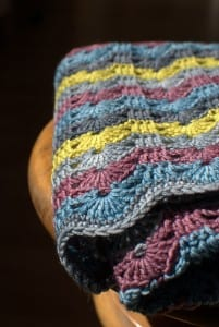 Renkli Bebek Battaniyesi Yapılışı 28