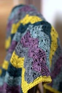 Renkli Bebek Battaniyesi Yapılışı 29