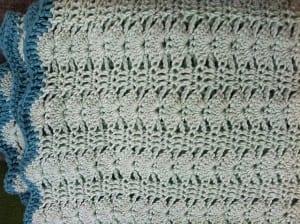 Renkli Bebek Battaniyesi Yapılışı 32