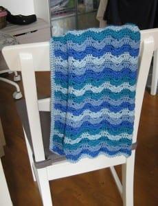 Renkli Bebek Battaniyesi Yapılışı 36