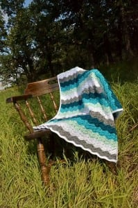 Renkli Bebek Battaniyesi Yapılışı 41