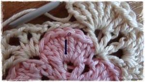 Tığ İşi Renkli Bebek Battaniyesi Yapılışı 25