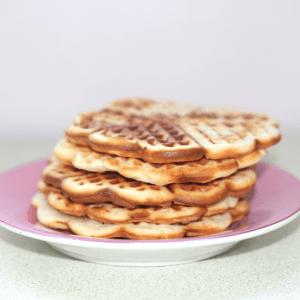 Waffle Tarifi 4