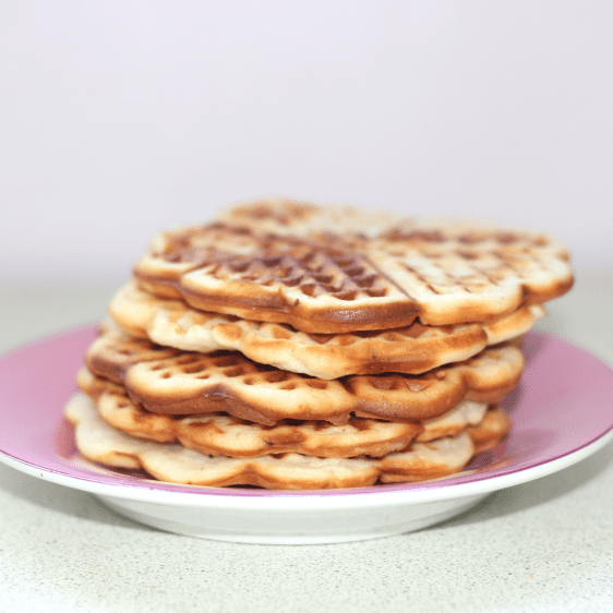 Waffle Hamuru Tarifi - Mimuu.com