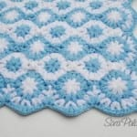Yıldız Bebek Battaniyesi Yapılışı 5