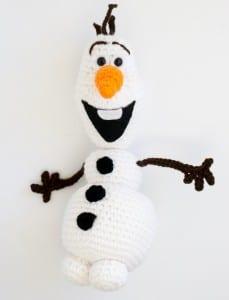 Amigurumi Frozen Olaf Free Pattern