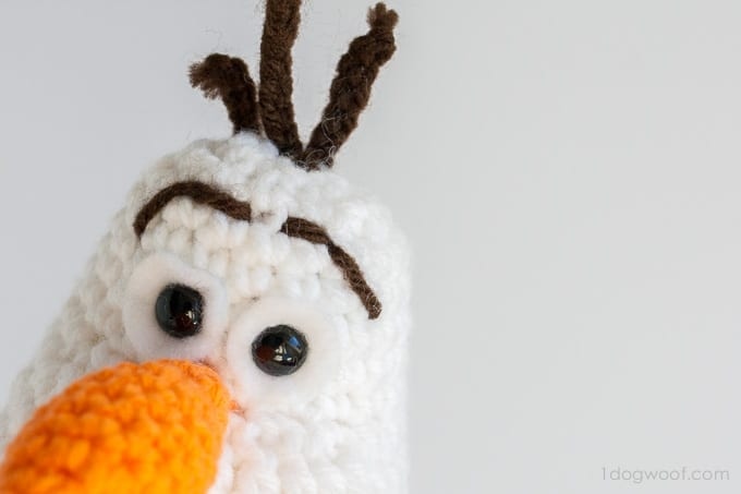 Amigurumi Frozen : Amigurumi patterns olaf slugom for