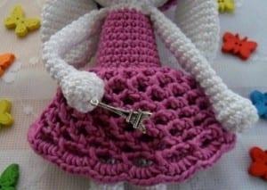 Amigurumi Sevimli Tavşan Yapılışı 2