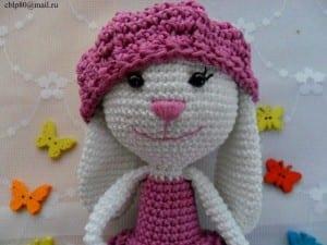 Amigurumi Sevimli Tavşan Yapılışı 3