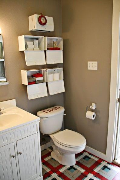 Banyo Dekarasyonu için İpuçları 20
