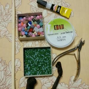 Boncuktan Çam Ağacı Yapımı 10