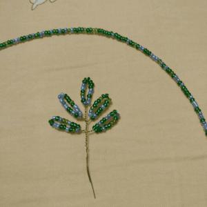 Boncuktan Çam Ağacı Yapımı 19