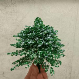 Boncuktan Çam Ağacı Yapımı 20