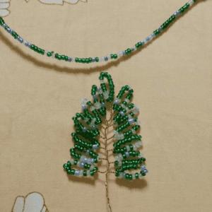 Boncuktan Çam Ağacı Yapımı 3