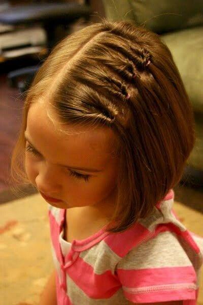 Çocuk Saçı Örgü Modelleri 10