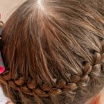 Çocuk Saçı Örgü Modelleri 11
