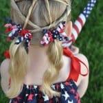 Çocuk Saçı Örgü Modelleri 15