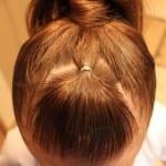 Çocuk Saçı Örgü Modelleri 1